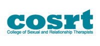 Corst Logo College of Sexual and Relationship Therapists Woodbridge Therapy Hertfordshire