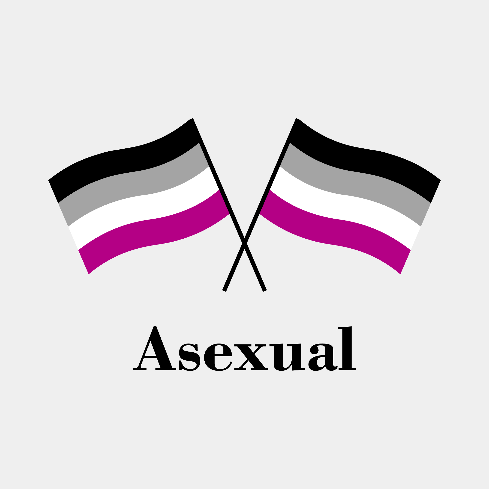 Asexual flags woodbridge Therapy